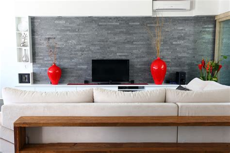 stone wall tiles for living room island stone silver quartzitic slate large strip living