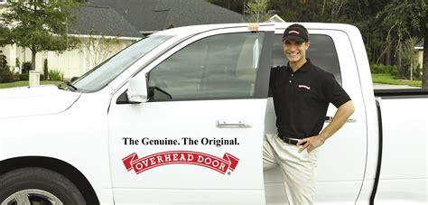 careers overhead door company commercial
