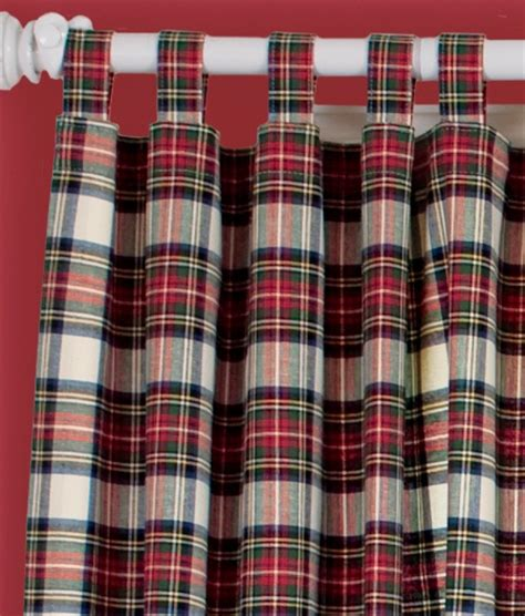 tartan plaid curtains stewart plaid curtains tartan pinterest