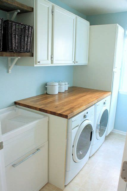 using ikea kitchen cabinets for family room best 25 laundry room countertop ideas on pinterest