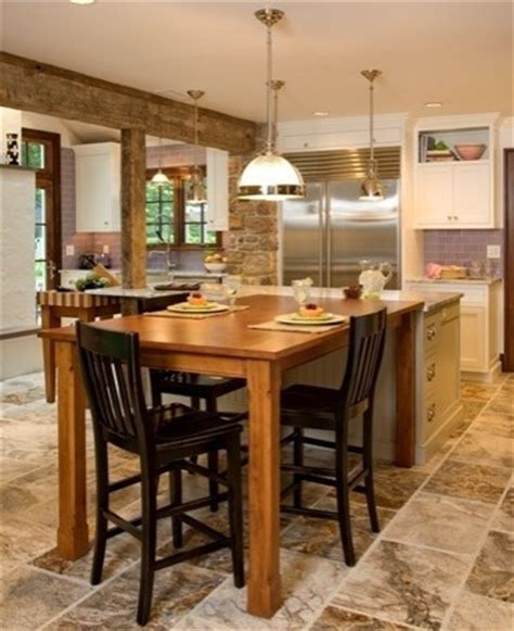 counter height kitchen island dining table 17 best images about kitchen island on islands