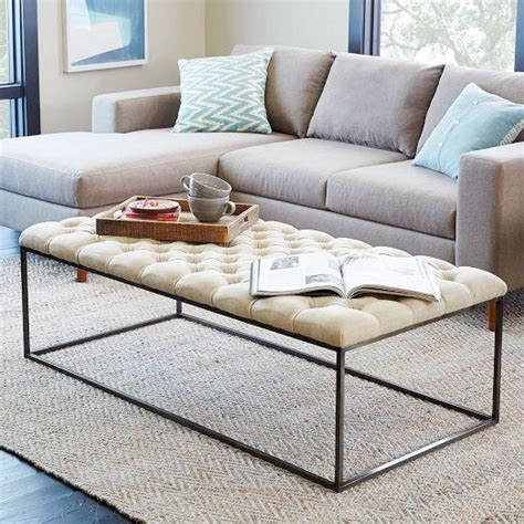 diy round ottoman coffee table coffee table tufted ottoman coffee table diy tufted