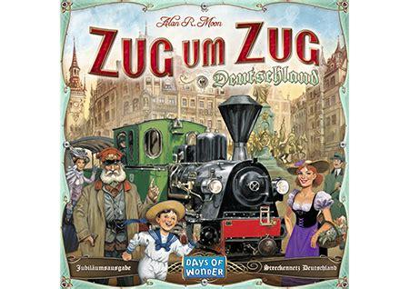 Ticket To Ride Germany Original Board ticket to ride germany zatu