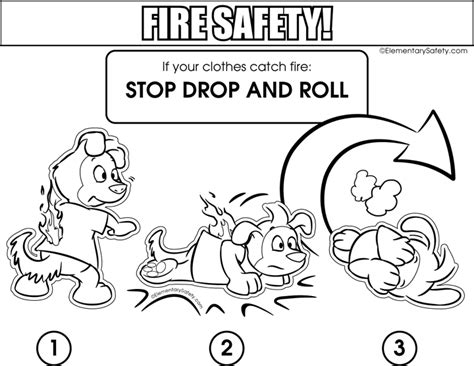 coloring pages drug free elementary safety