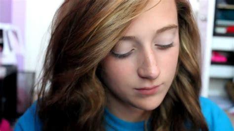 back to school series 6th grade makeup sixth grade makeup tutorial