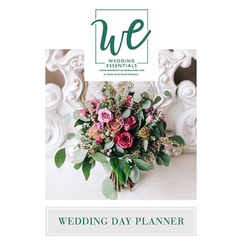 Wedding Planner Omaha by Wedding Essentials Omaha Wedding Planning Information