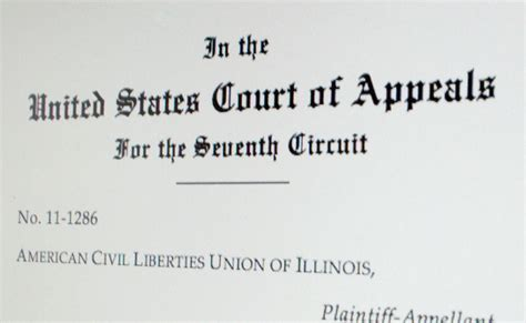7th Circuit Court Records Illinois Gets With The Times Lifts Threat Of For