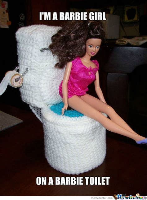 barbie memes best collection of funny barbie pictures