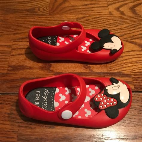 minnie mouse shoes for toddler 43 disney other minnie mouse shoes toddler size 6