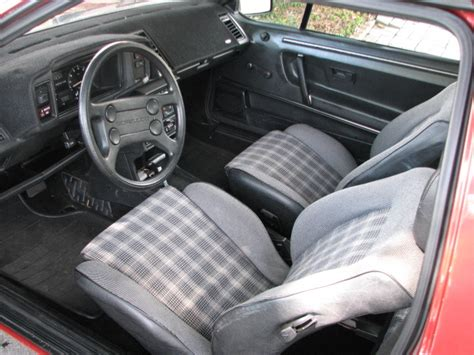 scirocco volkswagen interior lost in time 1982 43k volkswagen scirocco for sale