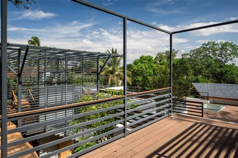 Deck Goa by This Sprawling Residence In Goa Wraps Around A Split Level