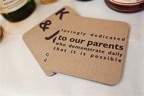 Wedding Advice Coasters by Gifts For Parents Archives Details