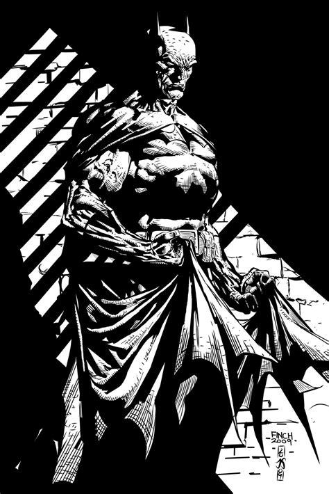 David Finch To Write And Draw A New Batman Comic Book