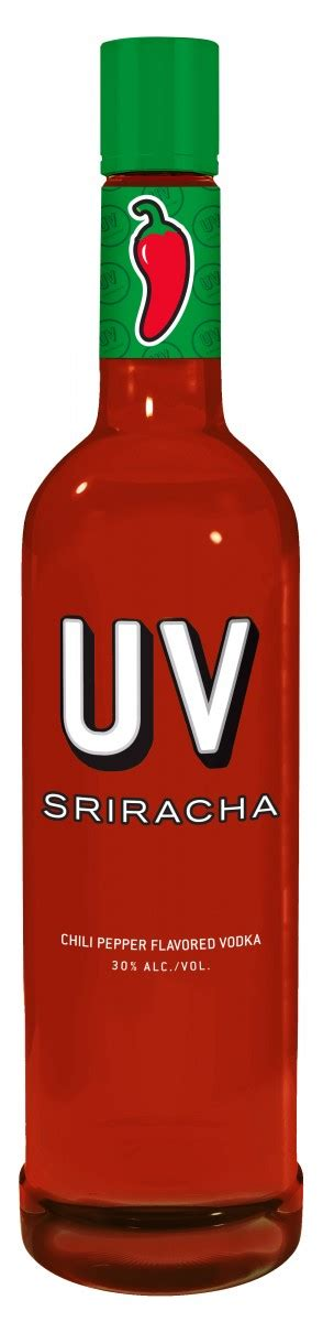sriracha bottle review uv sriracha vodka drinkhacker