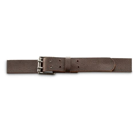 s leather island 174 prong belt 225703 belts
