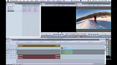 tutorial final cut pro 7 pdf easy twixtor tutorial final cut pro 7 youtube
