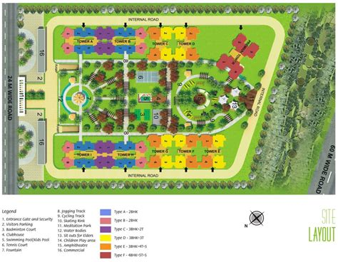 layout plan of noida extension future estate in sector 1 noida extension price