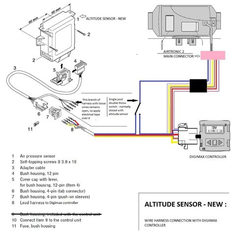 espar heater wiring diagram rv wiring diagram elsavadorla