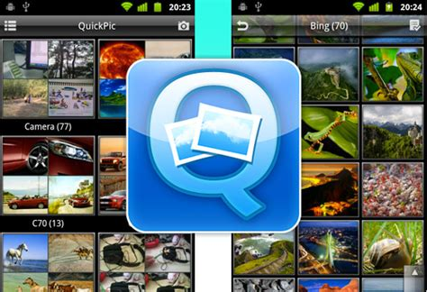 quickpic apk free quickpic gallery app updated v2 0 offering new ui apps2sd and more talkandroid