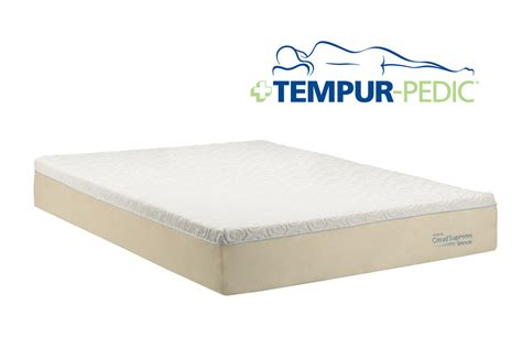 Tempur Cloud King Mattress by Tempur Cloud 174 Supreme King Mattress