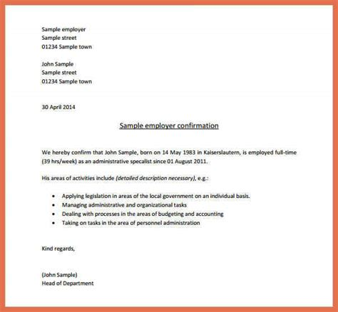 employment verification letter pdf employment verification letter pdf template business