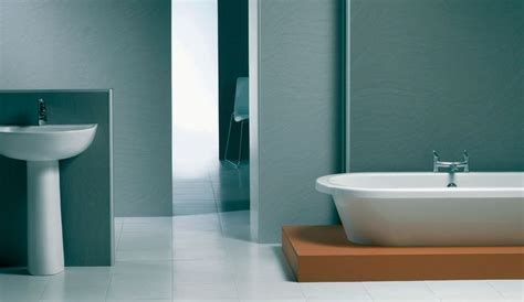 wall covering alternative to tiles in shower room