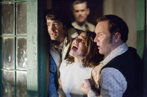 biography of movie the conjuring lili taylor the conjuring interview from our set visit