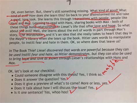 sle theme essay theme exles in the book thief the book thief essay sle