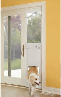 Doggie Door Sliding Patio Door Automatic Electronic Pet Door Craziest