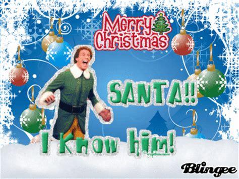merry christmas  buddy  elf picture  blingeecom