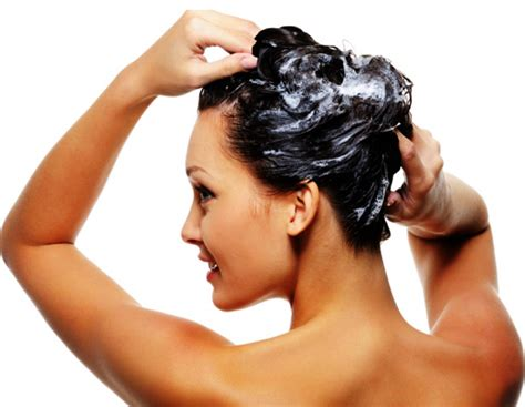 should you wash your hair before getting it colored hair loss shoo