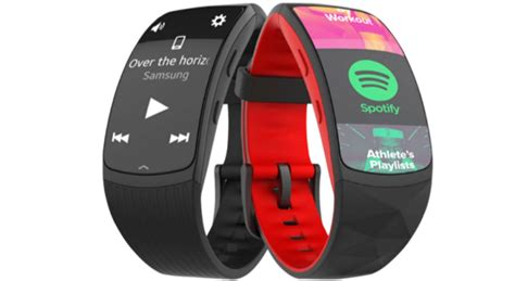 Gear Fit Pro the samsung gear fit 2 pro may be announced alongside the