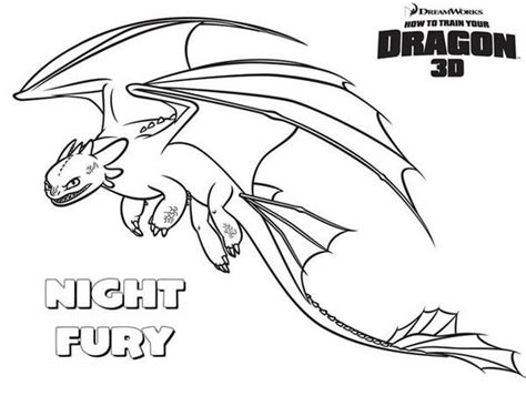 how to your coloring pages toothless fury coloring page coloring pages