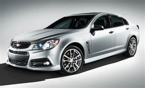 chevy vehicles 2014 chevrolet ss 25 cars worth waiting for 2014 2017