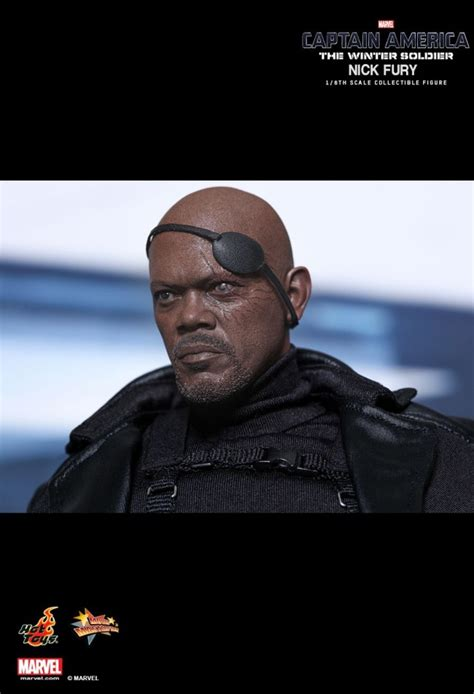 Toys Nick Fury The Winter Soldier Misb nick fury captain america the winter soldier samuel l jackson mms315 toys 1 6th