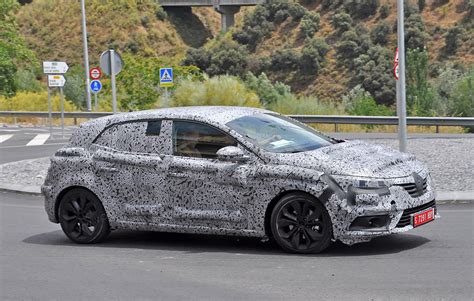 megane renault 2015 renault megane 2015 spied it s the new golf from france