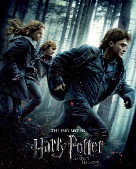 harry potter and the deathly hallows series 7 harry potter and the deathly hallows poster large