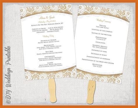 layered wedding programs templates diy wedding monogram templates diy country american wedding