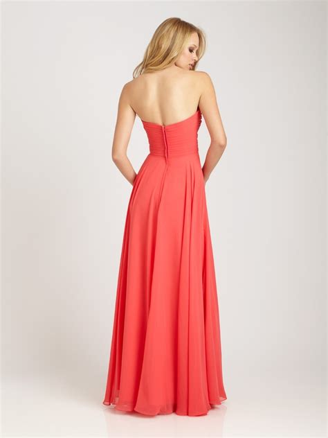 color of the dress causual sweetheart chiffon floor length maid of honor