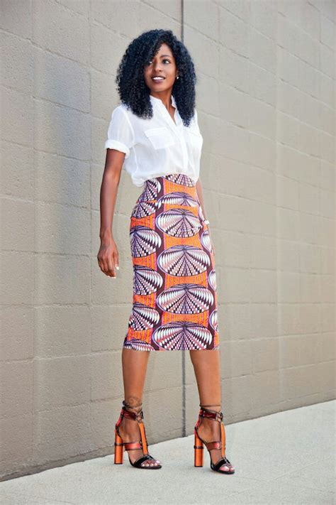 african pencil skirt styles skirt pencil skirt african print office outfits