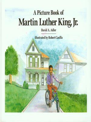 picture book of martin luther king jr a picture book of martin luther king jr by david a adler