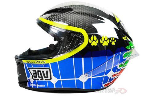 Helm Agv Corsa Mugello 999 95 agv corsa limited edition valentino mugello 982357