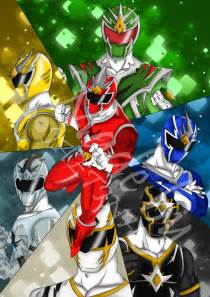 power rangers diamond clash jaetinh deviantart