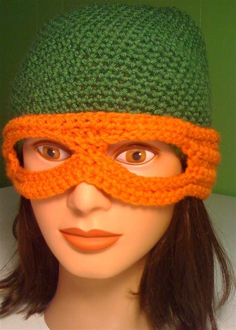 pattern for ninja turtle mask 87 best images about crochet masks on pinterest cat