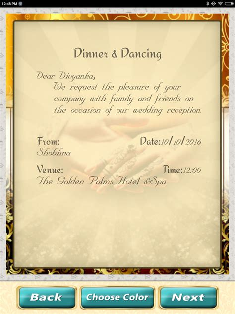 wedding invitation card maker wedding invitation cards maker marriage card app android