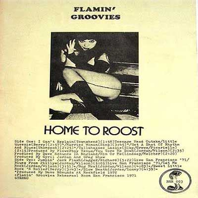 home to roost the flamin groovies mp3 buy tracklist