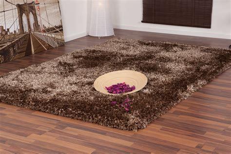 tapis marron tapis moderne marron macas 160x230 cm