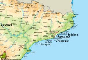 Map Of Barcelona Spain by Barcelona Map Jpg Images Frompo