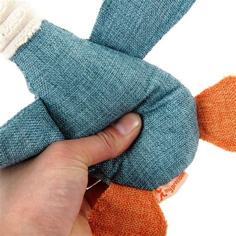 Mainan Gigit Anjing Model Sayuran mainan gigit anjing model bebek gray jakartanotebook