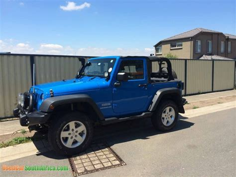 Jeep For Sale In South Africa 2011 Jeep Wrangler 2011 Jk Jeep Wrangler Sport Auto Crd